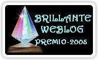 Brillanteweblogaward